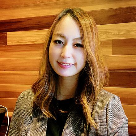 企画広報(RICHの娘) 林 恵美