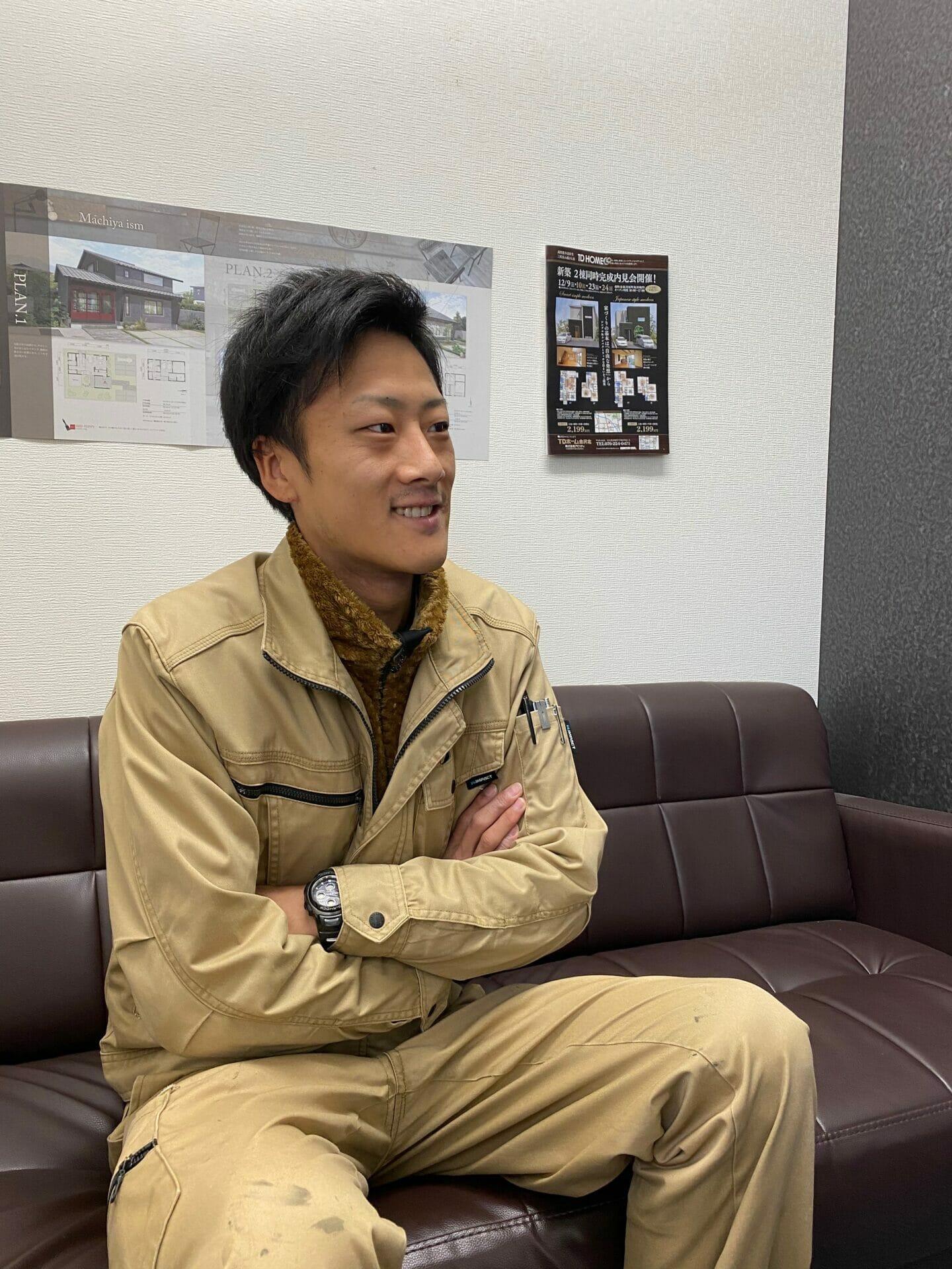 現場監督 西永 淳